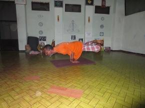 Yoga and Cavemen