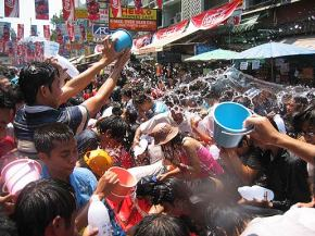 How to Survive Songkran